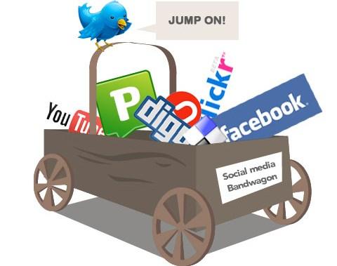 Особенности продвижения сми в социальных сетях